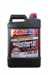 Моторное масло AMSOIL Signature Series Synthetic Motor Oil SAE 5W-30, 3.78л