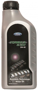 Моторное масло Ford Formula S/SD 5W-40, 1л