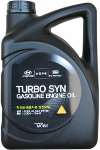 Моторное масло Hyundai Turbo SYN Gasoline 5W-30, 4л
