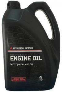 Моторное масло Mitsubishi 0W-30 SN, 4л