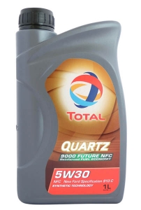 Моторное масло Total QUARTZ 9000 FUTURE NFC 5W-30, 1л