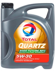 Моторное масло Total QUARTZ 9000 FUTURE NFC 5W-30, 4л