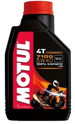 Масло моторное Motul 7100 4T 5W-40 (1л)