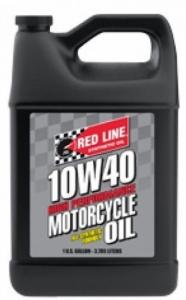 Моторное масло для 4-х тактных двигателей REDLINE OIL 10W-40 (3,78л)