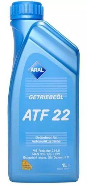 Масло трансмиссионное ARAL Getriebel ATF 22 (1л)
