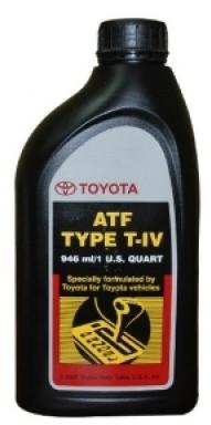 Масло трансмиссионное TOYOTA ATF Type T-IV, 0.946л