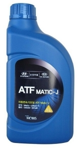 Масло трансмиссионное Hyundai ATF MATIC-J RED-1 (1л)