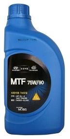 Масло трансмиссионное Hyundai MTF 75W-90 GL-3/4, 1л