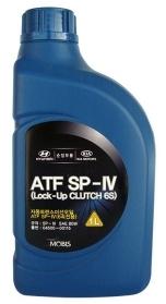 Масло трансмиссионное Hyundai ATF SP-IV (1л)
