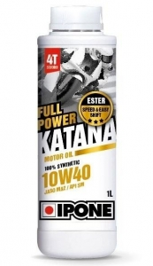 Масло моторное IPONE FULL POWER KATANA 10W-40 Ester SN MA2 (1л)