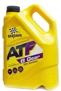 Масло трансмиссионное BARDAHL ATF 8G (5л)
