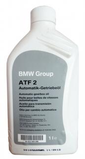 Масло трансмиссионное BMW ATF 2 Automatik-Getriebel M 1375.4 (1л)