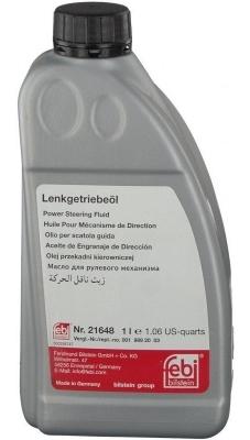 Жидкость ГУРА Febi MB 344.0 (коричневое) (1л)