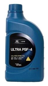 Жидкость ГУРА Hyundai синтетическая Ultra PSF-4 80W, 1л