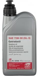 Масло трансмиссионное Febi полусинтетическое 75W-90 GL-5 (1л)