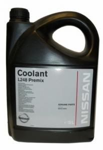 Антифриз Nissan готовый (5л)