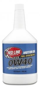 Моторное масло REDLINE OIL 0W-40, 0.95л