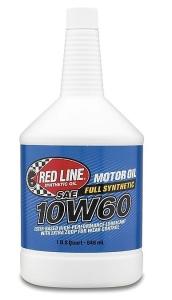 Моторное масло REDLINE OIL 10W-60, 0.95л
