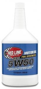 Моторное масло REDLINE OIL 5W-50, 0.95л