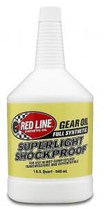 Трансмиссионное масло REDLINE OIL SuperLightWeight ShockProof (0,95л)
