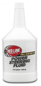 Жидкость гидроусилителя REDLINE OIL Power Steering Fluid (0,95л)