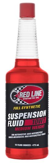 Жидкость для подвески REDLINE OIL Medium 10WT (480мл)