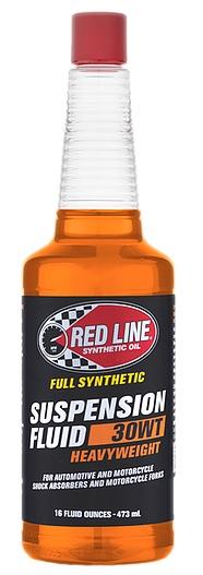 Жидкость для подвески REDLINE OIL HeavyWeight 30WT (480мл)