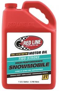 Масло для 2-х тактных снегоходов REDLINE OIL (3,8л)