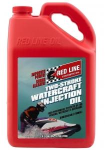 Моторное масло для 2-х тактных катеров REDLINE OIL Two-Stroke Watercraft Injection Oil (3,8л)