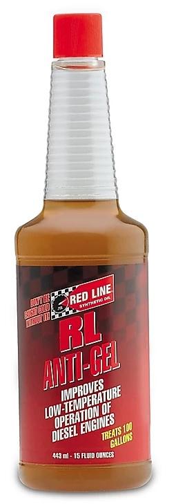 Присадка для дизельного топлива REDLINE OIL RL Aнти-гель (440мл)
