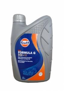 Моторное масло Gulf Formula G 5W-40 A3/B4, 1л