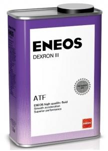 Масло трансмиссионное ENEOS ATF DEXRON-III, 1л