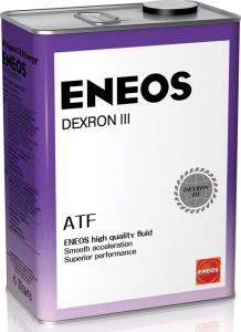 Масло трансмиссионное ENEOS ATF DEXRON-III, 4л