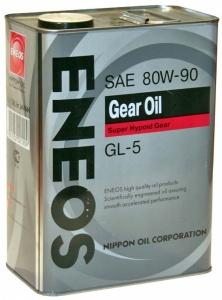 Масло трансмиссионное ENEOS GEAR GL-5 80W-90 (0,946л)