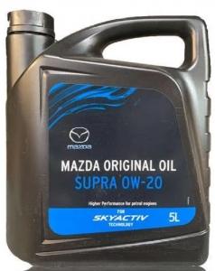 Моторное масло Mazda Original Supra Sky Tech 0W-20, 5л
