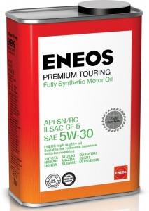 Моторное масло ENEOS Premium TOURING SN 5W-30, 1л