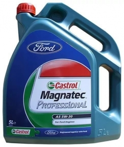 Моторное масло Ford Castrol Magnatec Professional A5 5W-30, 5л