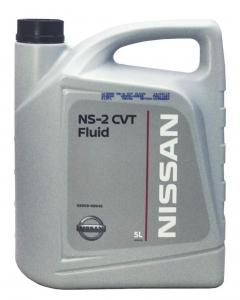 Масло трансмиссионное Nissan NS-2 CVT Fluid (5л)