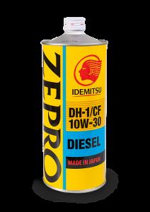 Моторное масло IDEMITSU ZEPRO DIESEL 10W-30 DH-1/CF, 1л