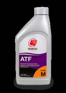 Масло трансмиссионное IDEMITSU ATF TYPE-M (полное соответствие MAZDA MV), 0.946л