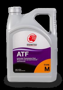 Масло трансмиссионное IDEMITSU ATF TYPE-M (полное соответствие MAZDA MV), 4.73л