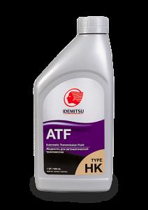 Масло трансмиссионное IDEMITSU ATF TYPE-HK (полное соответствие MITSUBISHI SP3, HYU SP3), 0.946л