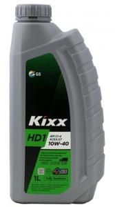 Моторное масло KIXX HD1 CI-4 10W-40 SL/CI-4, A3/B4/E7, 1л
