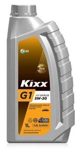 Моторное масло KIXX G1 SN PLUS 5W-20 (G1 FEx), 1л