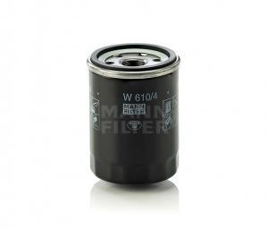Фильтр масляный MANN W610/4 NISSAN MICRA/NOTE/PRIMERA/SUNNY 1.0-2.0