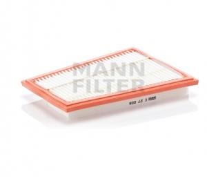 Фильтр воздушный MANN C27006 MB W204/211/463/164/251 2.8D-3.2D 05- прав. (+C25004)