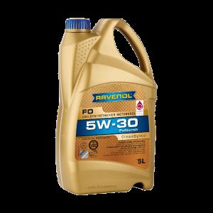 Моторное масло RAVENOL FO SAE 5W-30, 5л