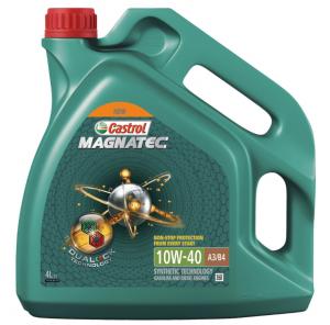 Моторное масло Castrol Magnatec A3/B4 10W-40 DUALOCK, 4л