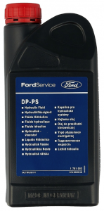 Жидкость ГУРА Ford синтетическая DP-PS (зеленая) (1л)