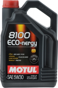 Моторное масло Motul 8100 ECO-NERGY 5W-30, 4л